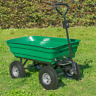 More images of HEAVY DUTY GARDEN TIPPER CART TRAILER BARROW LARGE DUMP TRUCK TROLLEY ALLOTMENT