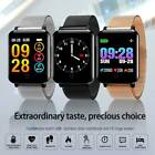 Waterproof Bluetooth Smart Watch Phone Mate Blood Oxygen Calorie For IOS Android