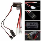 320A Brushed Brush Speed Controller ESC 1/8 1/10 RC Car Truck Boat Reverse D/