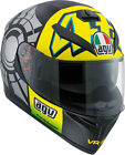 AGV K-3 SV Winter Test 12 Helmet #