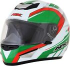 AFX FX95 Full-Face Helmet Italy Graphics #