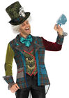 Leg Avenue Men's 3 Pc Deluxe Mad Hatter Costume