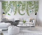 3D Leaves Bird 26 Wall Paper Exclusive MXY Wallpaper Mural Decal Indoor wall AJ