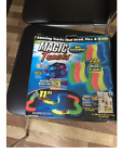 Magic Track Electric Glowing Racing Set for 1pc LED Car Light in the Dark Toys