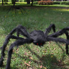 30-150cm Hairy Giant Spider Decoration Halloween Prop Haunted House Decor Party
