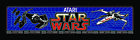 Star Wars Atari Arcade Marquee For Reproduction Header/Backlit Sign $15.75 USD on eBay