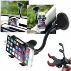 US Universal Car Phone Holder Windshield Dashboard Mount Stand For Cellphone GPS