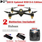 Hubsan H501S S X4 FPV RC Quadcopter Brushless 1080P Follow Me RTH GPS Drone RTF