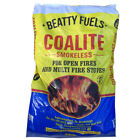 Smokeless Coal Fuel Coalite Ovals High Heat Low Ash Open Fires, Stoves, Ovens