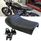 Cafe Racer Vintage Flat &Hump Saddle Seats For Yamaha xv virago 920 750 535 250 $44.6 USD on eBay