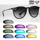 985ad7ee9a6 GEM Lenses for RAY-BAN RB 4171 ERIKA Replacement Lenses Polarized Mirror