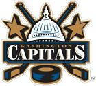 Washington Capitals Alternate Color Die Cut Vinyl Decal Sticker You Choose Size $5.99 USD on eBay