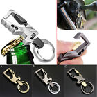 Heavy Duty Key Chain Car Key Ring Bottle Opener Creative Gift for Men Women Wide