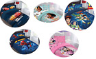 DISNEY MOVIES TWIN /FULL PRINTED COMFORTER BEDDING BED SET FOR KIDS AND TEENS