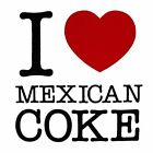 New I HEART MEXICAN COKE Shirt, Mens & Fitted Womens, Hipster Foodie Love Cult $17.05  on eBay