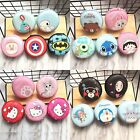 Coins Wallet Charger Cable Earphone Storage Case Bag For iPhone Samsung C0075
