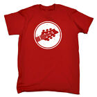 Music Band T-Shirt Funny Novelty Mens tee TShirt - Guitar Circle
