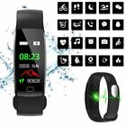 Waterproof Bluetooth SmartWatch Sport Wrist Watch Fitness Tracker Pedometer
