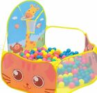 Boy Girl Kids Toys Play Tents Princess Castle In/Outdoor Foldable Tent Playhouse