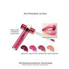 Avon ExtraLasting Lip Gloss ~ Various ~ Pick Your Shade ~ Gr8 Gift ~ Free P
