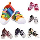 Cute Newborn Baby Anti-Slip Soft Sole Crib Shoes Infant Boy Girl Toddler Sneaker