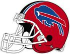 Buffalo Bills Helmet Color Die Cut Vinyl Decal Sticker - You Choose Size on eBay