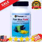 Fish Health Antibiotics Thomas Labs Fish-mox Forte 500mg 30/100 Count Treatment