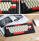 3-Color Keycool 84Key PBT keys Gateron Switch Mechanical Gaming Keyboard