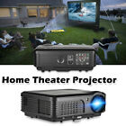 CAIWEI Home Theater Video Projector Movie Party Multimedia HD 1080p HDMI AV Xbox