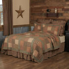 VHC Crosswoods Quilt (you choose size & accessories) ~ Farmhouse Bedding image