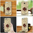 Harry Potter The Maraudes map Phone Cases For iPhone Samsung Huawei Sony and LG for sale  Shipping to Canada