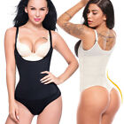 Fajas Colombianas Thong Body Shaper Slimming Shapewear Bodysuit Post Surgery US