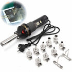 Heat-Gun 450W Hot Air Gun Heating Drier Blower 9Nozzle Heating Gun 110V/220V