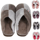 1 Pair Comfy Slippers Shoes House Soft Non slip Solid Anti slip Adult Winter