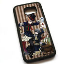 Cover Case For Samsung Galaxy Note 2 3 4 5 8  Black Butler Anime N689