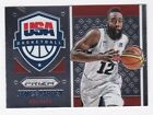2015-16 Panini Prizm Basketball TEAM USA insert set Pick WESTBROOK CURRY KOBE