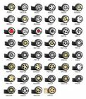 Внешний вид - 1/64 Scale Alloy Wheels - Custom Hot Wheels, Matchbox, M2 Machines -Rubber Tires