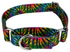 Country Brook Petz® Martingale Dog Collar - Groovy Collection