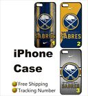 Black Case Cover iPhone All Type - Buffalo Sabres Hockey ice NHL Teams $19.49 USD on eBay