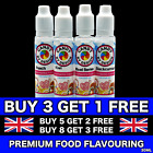 30 ML CANDY BY DESIGN PREMIUM CONCENTRATED FOOD FLAVOURING PROFESSIONAL GRADE