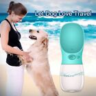 Portable Water Bottle Dog For Small Big Dogs Travel Puppy Cat Bowl Outdoor Drink