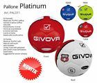 Soccer Ball GIVOVA Model PLATINUM Customized with the logo of your team