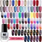 NEE JOLIE 3.5ml Cat Eye Nail Polish Matte Metallic Holographic  Varnish