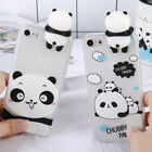 3D Lovely Panda Soft Silicone Case Cover For iPhone XS Max 6 7 8 XR X Cute Cover