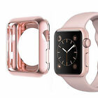 iWatch Silicone Protective Case Bumper Cover For Apple Watch Series 4 40mm 44mm