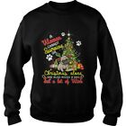 Woman Cannot Survive Christmas Alone Need A Dog Sweater Xmas Holiday Gift Ideas