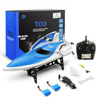 Racing RC Boat Pool Toys Watercraft Outdoor Adventure 18+MPH Powerful Servo Kit
