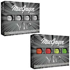 2019 MacGregor VIP Soft Golf Balls - Select Quantity Colour Distance Value Pack