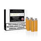 VIP Cartomizer Refills | Premium VIP Refills | Cartridges | Gamucci Alternative
