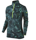 835618-364 New with Tag NIKE Women 1/2 half Zip pro hyperwarm shirt